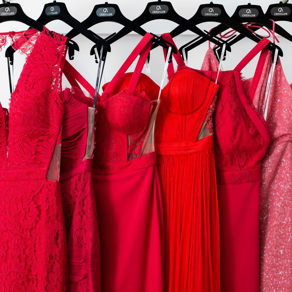 Cristallini Red Dress