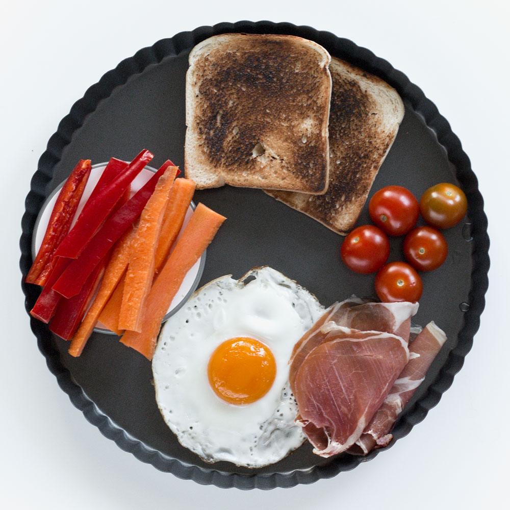 food-flatlay